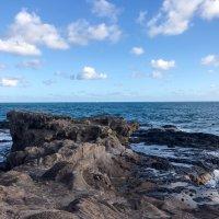 Карибское море и скалы :: Кирилл