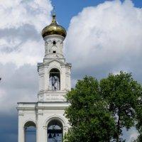 Колокольня в Свято - Юрьевом монастыре :: Светлана Петошина