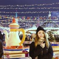 Вечер на Красной площади. :: Александр Бабаев