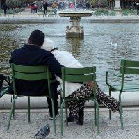 Париж навеян романтизмом :: Alexandеr P