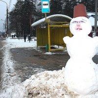 Зима во Фряново. :: Любовь