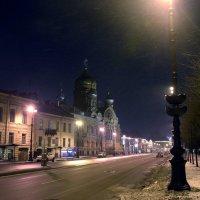 Питерские ночи :: Алексей Логинов
