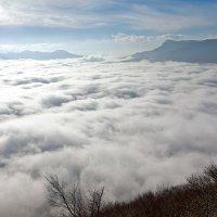 Выше облаков :: Евгений Кудинов