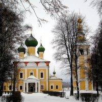 Спасо-Преображенский собор в Угличе :: Дмитрий Солоненко