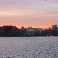 Ноябрьский рассвет :: Дмитрий Никитин