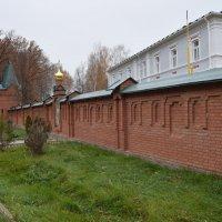 У монастырской стены... :: Вадим *