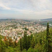 Вид на Тбилиси :: Андрей Володин