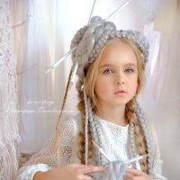 малышка с пряжей :: Екатерина Беникаускене