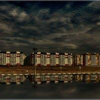 Жилой массив в пос. Солнечный. :: Anatol Livtsov