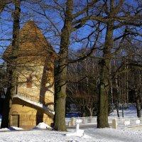 Пиль-башня с Пильбашенным мостом... :: Юрий Куликов