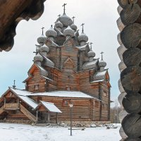 Храм :: skijumper Иванов