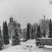 Храм :: Алексей Клименко