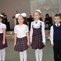 Юбилей школы. :: Венера Чуйкова