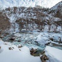 Ущелье реки Кора в Джунгарском Алатау. Текели. Казахстан :: Dmitriy Sagurov