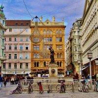 Фонтан Йозефа в Вене :: Aida10