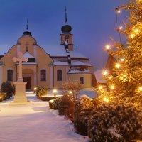 В преддверии Рождества :: Elena Wymann