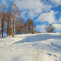 Мороз и солнце... :: Ирина Ярцева