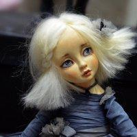 А у куклы тоже есть душа. И она умеет плакать и смеяться... :: Ольга Русанова (olg-rusanowa2010)
