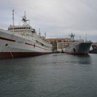 Труженики моря :: Владимир Константинов