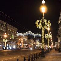 Город готовится к праздникам :: bajguz igor