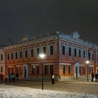Дом  купчихи Ф. М. Темяковой. Тула. :: Олег Кузовлев