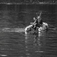 ловись рыбка и большая и маленькая :: Ирина ***