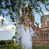 Русская красавица :: Светлана Окорокова
