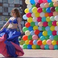 Восточный танец :: Наталия Григорьева