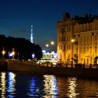 Улыбка ночного города :: Андрей Пахомов