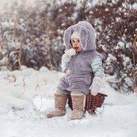 Кролик на прогулке :: Надежда Антонова