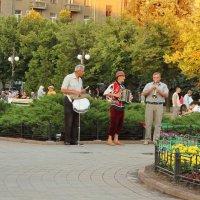 На привокзальной площади. :: sav-al-v Савченко