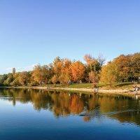 Синее озеро :: алекс дичанский