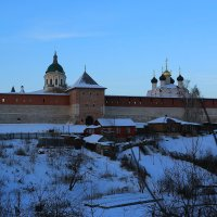 Зарайск ,Кремль :: Ninell Nikitina