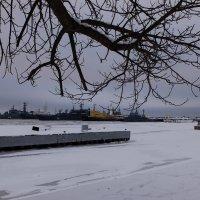 На зимнем рейде :: tipchik