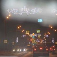 Сквозь праздничные огни.... :: Tatiana Markova