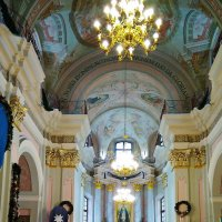 Предрождественская служба в соборе Пресвятой Девы Марии , г. Минск :: Tamara *