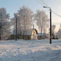 Девять месяцев зима, остальное-лето! :: Любовь