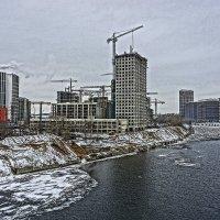 Москва строится :: Алексей Виноградов