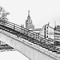 зимний пейзаж :: Михаил Янкин