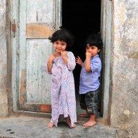 дети в Султанате Оман :: Георгий А