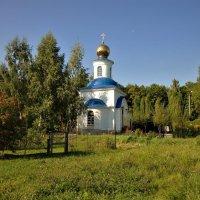 Сельский храм :: Вячеслав Маслов