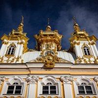 Церковь Петра и Павла в Большом Петергофском дворце :: Олег Денисов