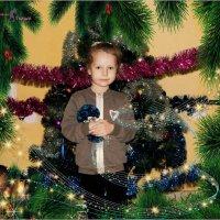 Новогоднее настроение. :: Anatol L