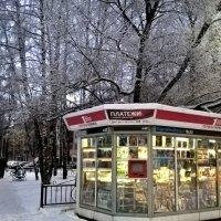 Горят огоньки моего города :: Елена Семигина
