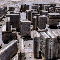 блок соли для строительства домов ! :: Георгий А