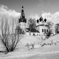 Церковь Николая чудотворца :: Олег Савицкий