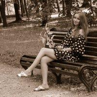 Отдых в парке :: Андрей