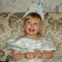 Принцесса :: Светлана Рябова-Шатунова