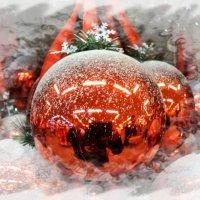 С наступающим Новым годом! :: Зоя Чария