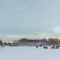 Эти короткие зимние дни 3 :: Виталий
